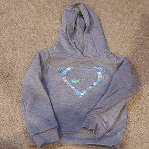 Nike girls sweatshirt